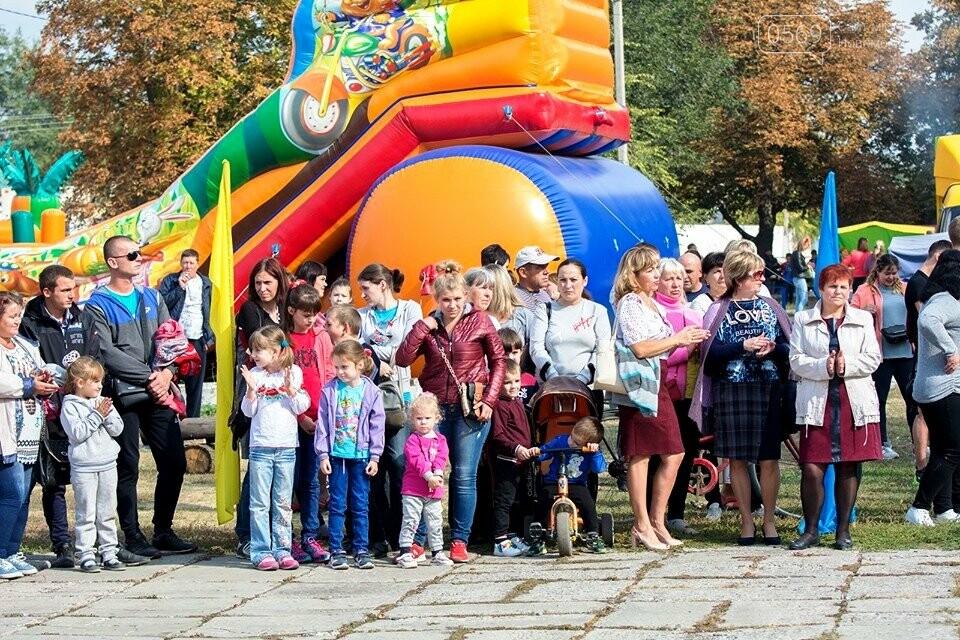 У Губинисі Новомосковського району відсвяткували День селища (Фото), фото-1