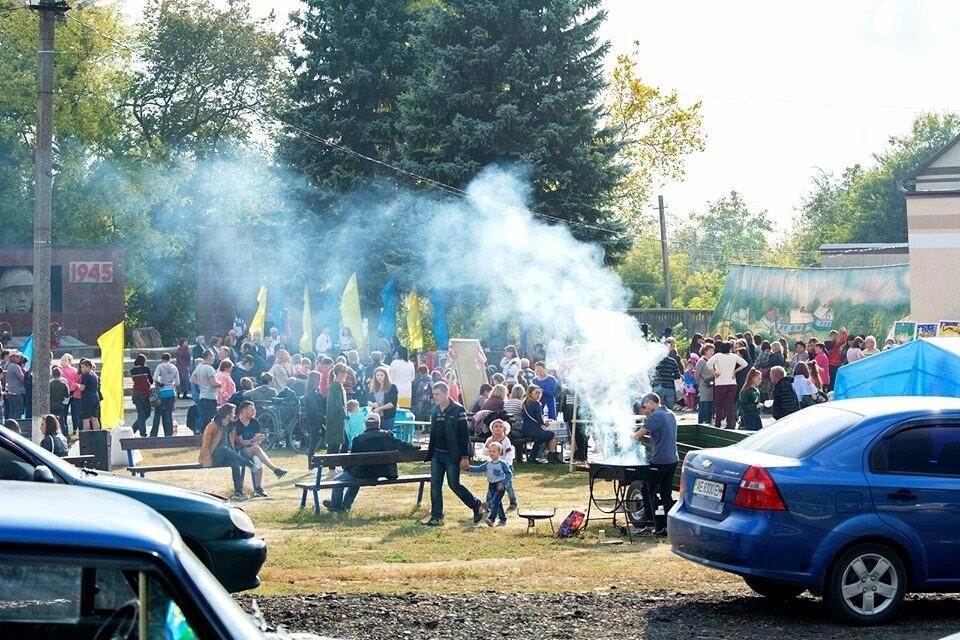 У Губинисі Новомосковського району відсвяткували День селища (Фото), фото-8