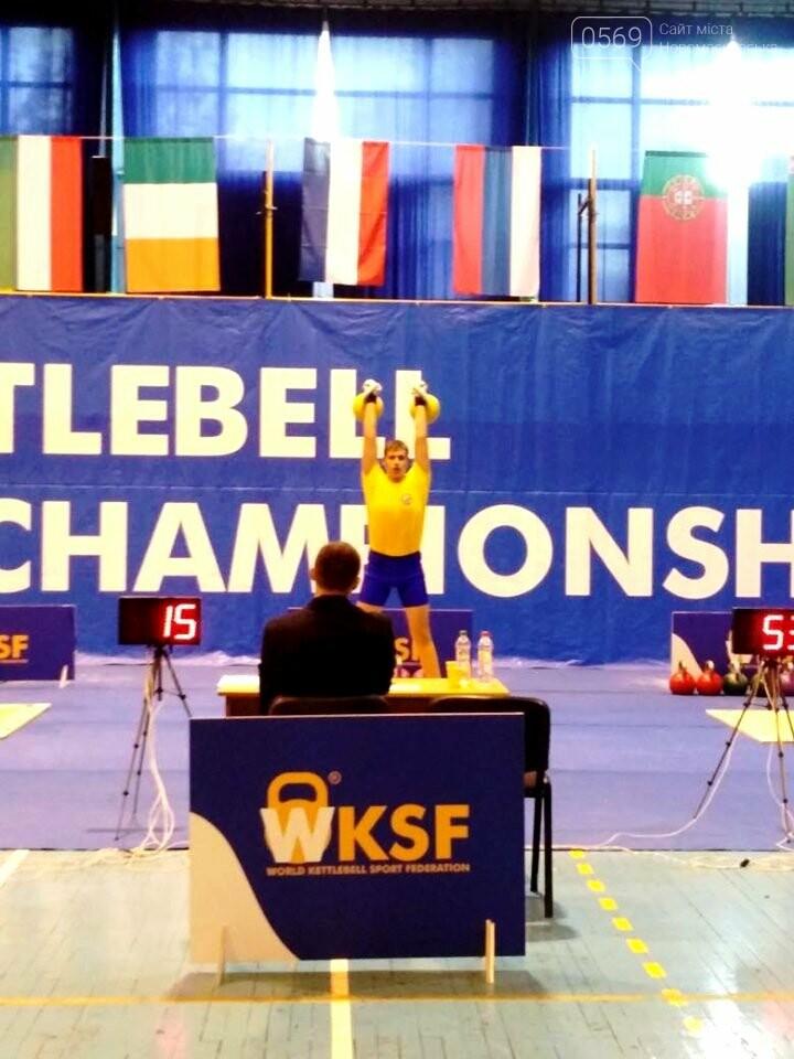Вихованці клубу «Камелот» Піщанської ОТГ стали чемпіонами Європи з гирьового спорту, фото-2