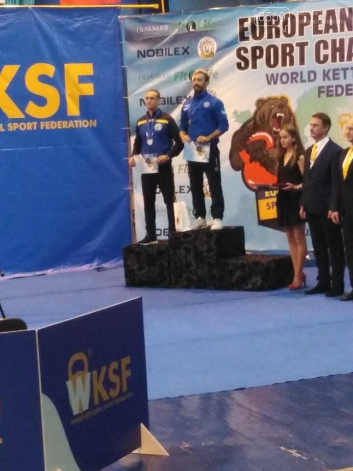 Вихованці клубу «Камелот» Піщанської ОТГ стали чемпіонами Європи з гирьового спорту, фото-4
