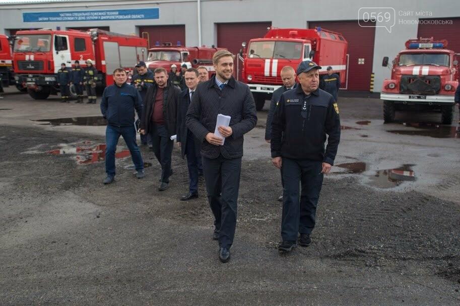 Всі служби Дніпропетровщини готові до зимової негоди, фото-1
