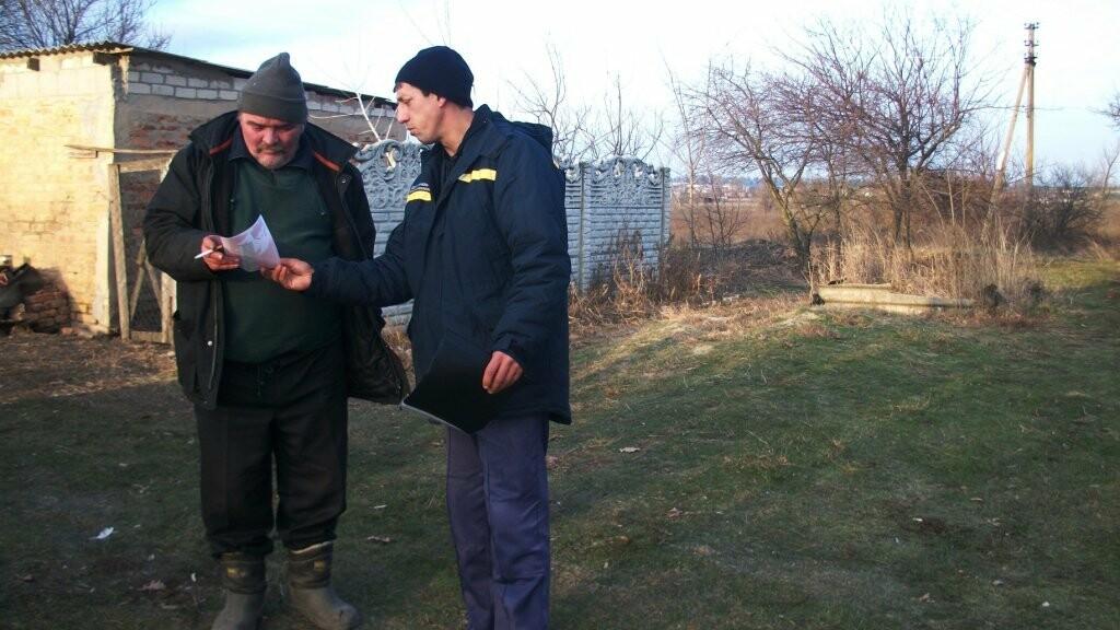 У Новомосковському районі мешканцям приватного сектору нагадали правила пожежної безпеки, фото-1
