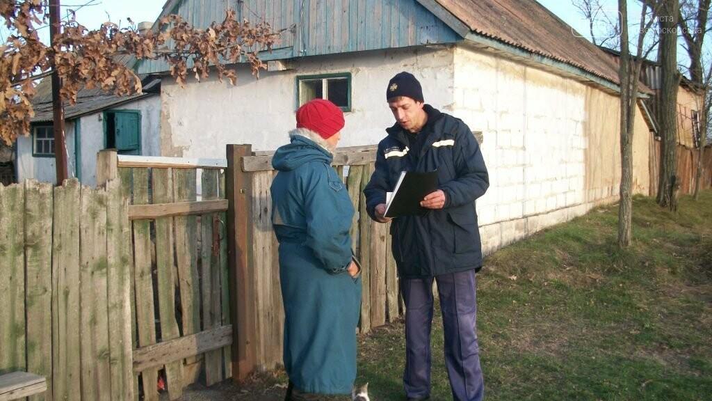 У Новомосковському районі мешканцям приватного сектору нагадали правила пожежної безпеки, фото-2