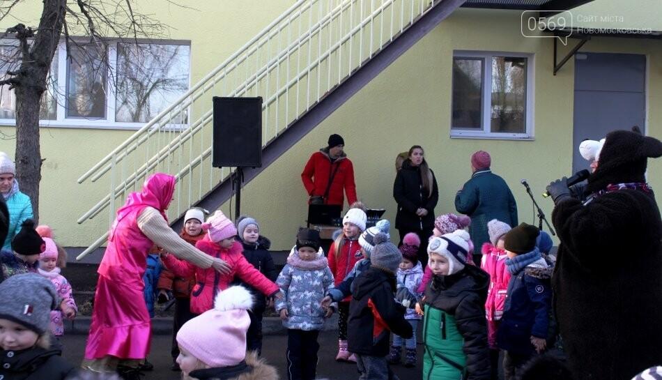 У Новомосковську урочисто відкрили після багаторічного ремонту дитячий садочок «Чебурашка» (фото), фото-7