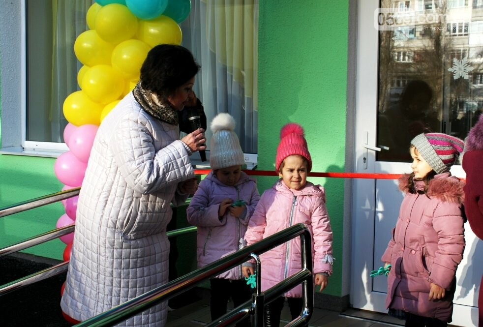 У Новомосковську урочисто відкрили після багаторічного ремонту дитячий садочок «Чебурашка» (фото), фото-2
