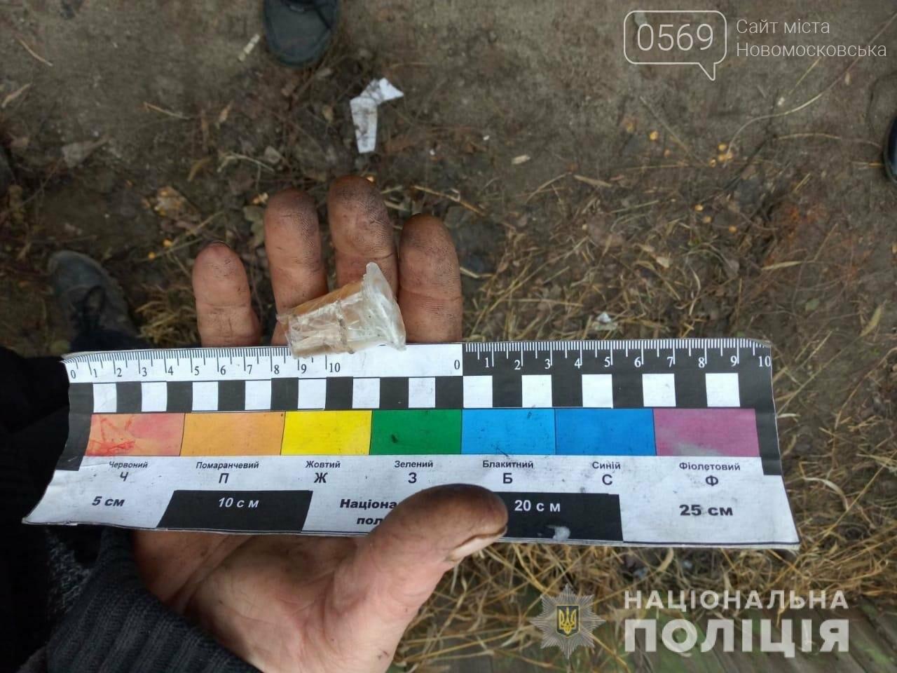 У 5-х мешканців Новомосковська знайшли наркотики, фото-1