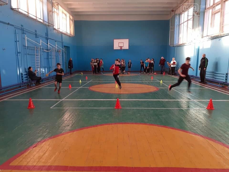 До Дня Святого Миколая у Новомосковську провели спортивні естафети, фото-3