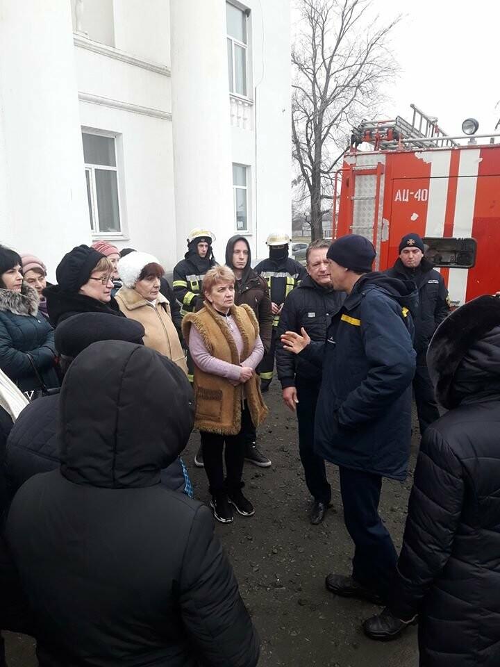 Надзвичайники Новомосковська провели навчально-тренувальні заняття, фото-1