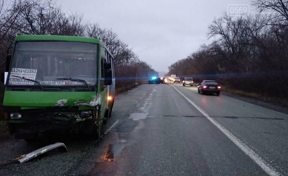 В ДТП на автошляху між селом Вільним та Новомосковськом загинули дві молоді жінки, фото-1
