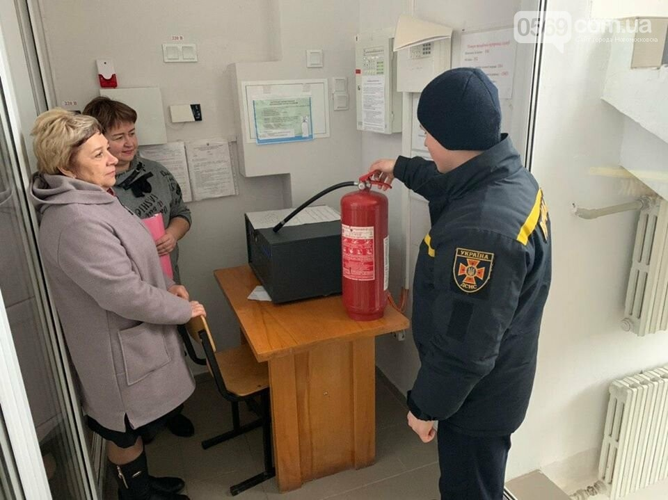 В закладах освіти Піщанської ОТГ розпочали перевірки стану пожежної безпеки, фото-1