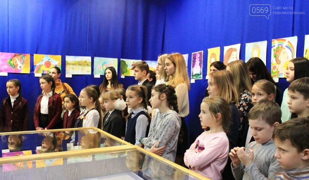 У Новомосковську відзначили кращих художників серед вихованців закладів освіти міста: фото, фото-4