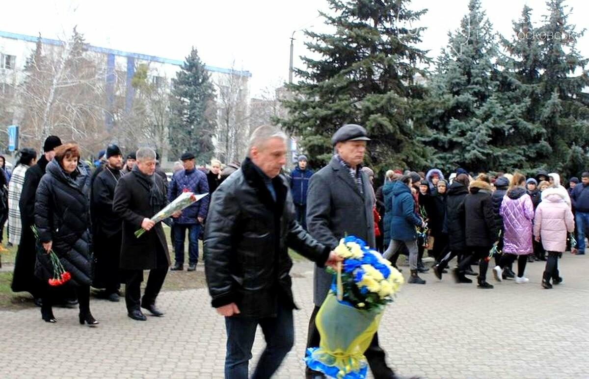У Новомосковську відзначили День Соборності України, фото-2