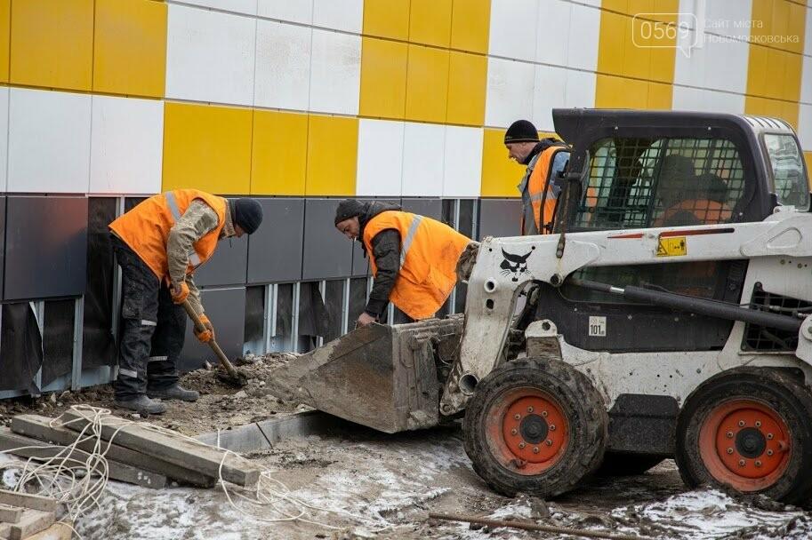 В Перещепинській опорній школі завершили перший етап масштабних робіт з реконструкції, фото-3