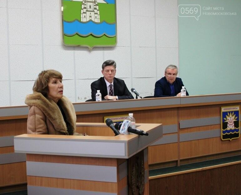 Мешканці двох багатоповерхівок Новомосковська написали листа міському Голові, фото-1