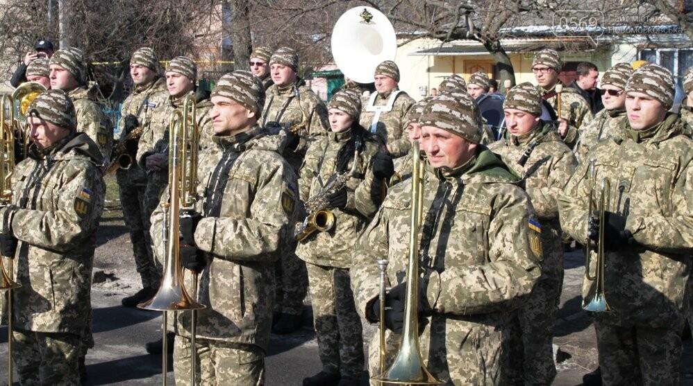 У Новомосковську вшанували учасників бойових дій на територіях інших держав: Фото, фото-2