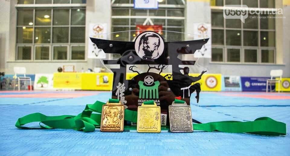 На Всеукраїнському чемпіонаті каратисти «Sentoki Club» з Новомосковська здобули золото і бронзу, фото-2