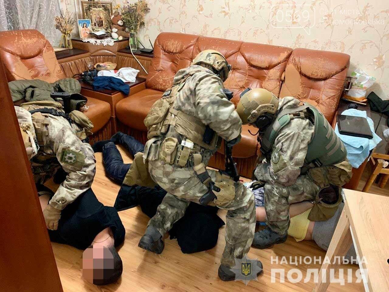 У Дніпрі поліцейські затримали злочинну групу, члени якої скоїли смертельне ДТП та підозрюються у серії особливо тяжких злочинів , фото-1
