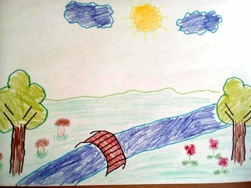 У Перещепинській ОТГ пройшов дистанційний конкурс дитячої творчості «Зернятко надії», фото-5