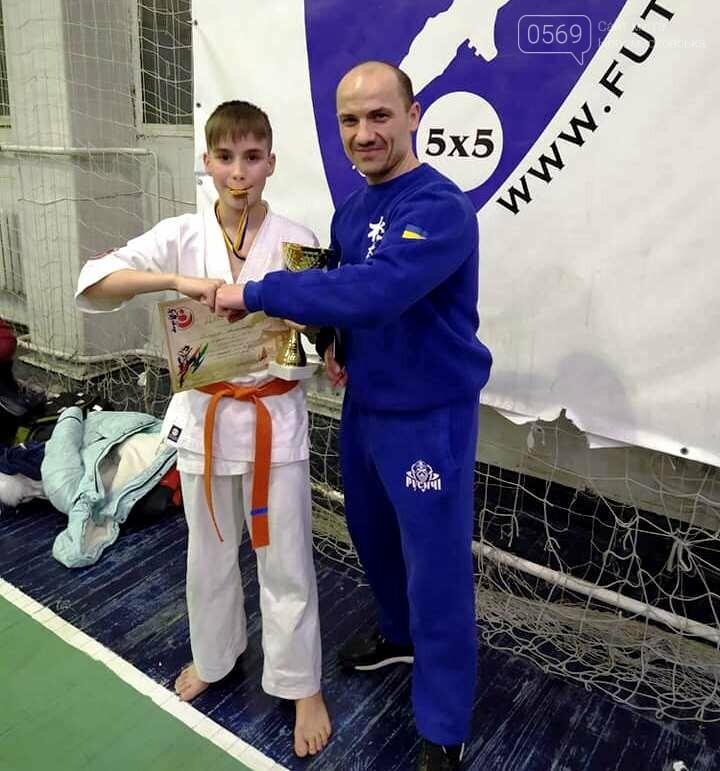 Гучна заявка: на обласному турнірі з карате «Русичі» з Новомосковська вибороли 31 призове місце, фото-1