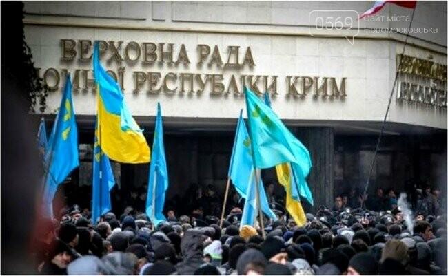 """Сьогодні Україна відзначає День кримськотатарського опору російській окупації: протистояння і """"зелені чоловічки"""" , фото-1"""