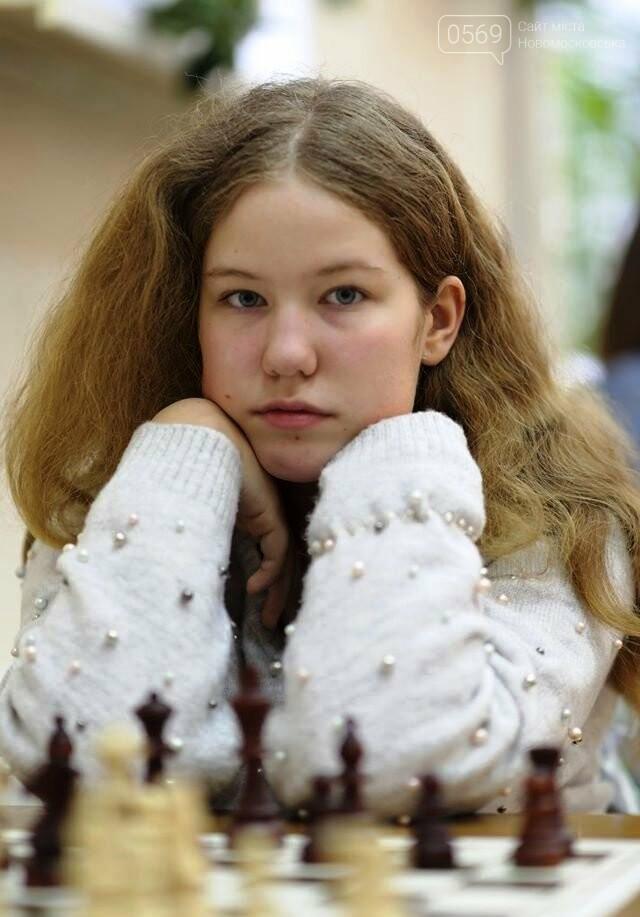 Шахістка з Новомосковська вкотре виборола титул Чемпіонки на всеукраїнському турнірі, фото-3