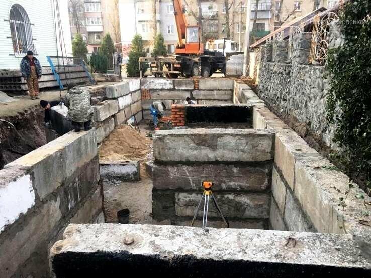 У Новомосковську поруч з Свято-Троїцьким храмом будують недільну школу: містянам пропонують долучитися, фото-4