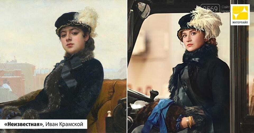 Працівниці Новомосковського трубного заводу «загадкові й неймовірні»: перевтілення, фото-7