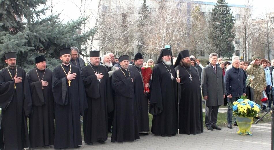 У Новомосковську вшанували пам'ять Великого Кобзаря: фото, фото-2