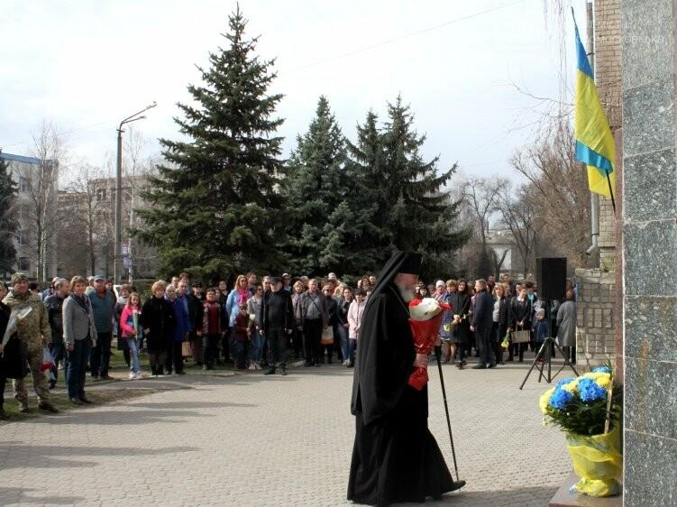 У Новомосковську вшанували пам'ять Великого Кобзаря: фото, фото-11