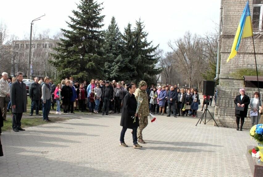 У Новомосковську вшанували пам'ять Великого Кобзаря: фото, фото-14