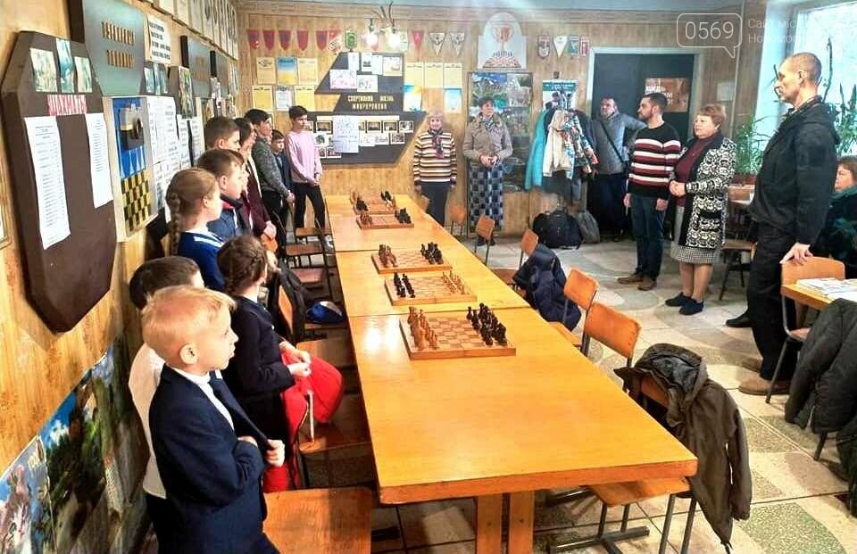 Для школярів Новомосковська влаштували шаховий турнір, фото-4