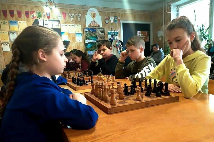 Для школярів Новомосковська влаштували шаховий турнір, фото-2