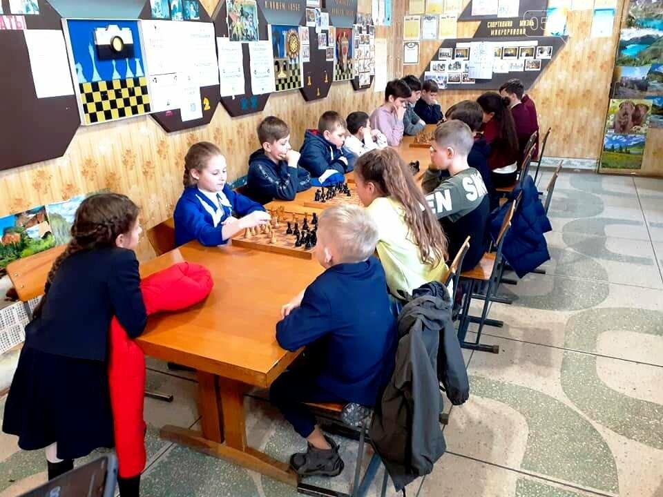 Для школярів Новомосковська влаштували шаховий турнір, фото-3