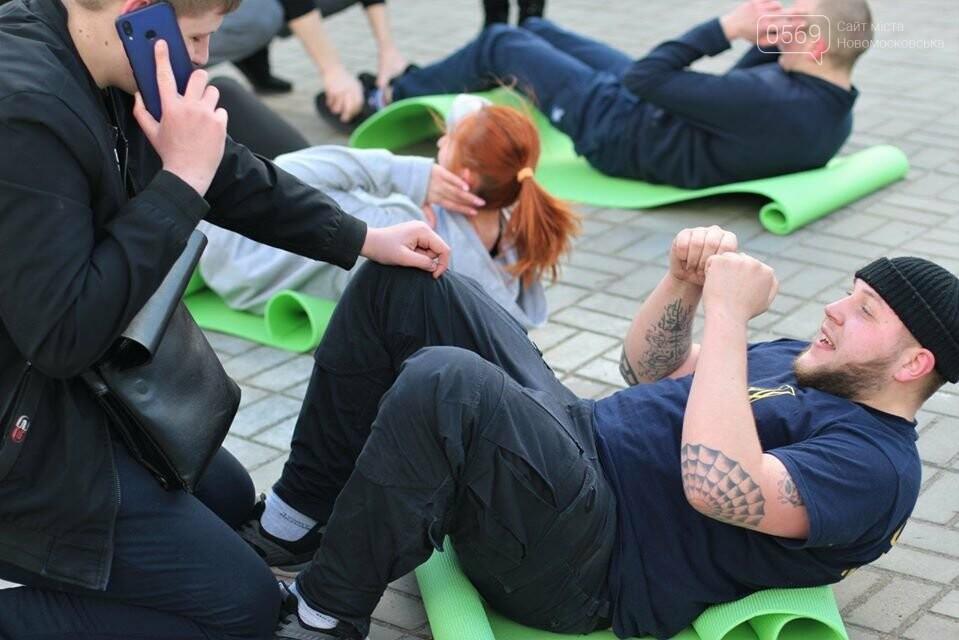 У Новомосковську загиблим в АТО землякам присвятили спортивні змагання, фото-9