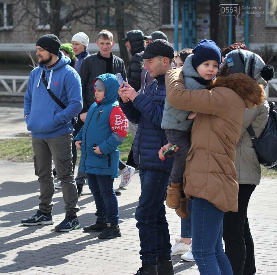 У Новомосковську загиблим в АТО землякам присвятили спортивні змагання, фото-13