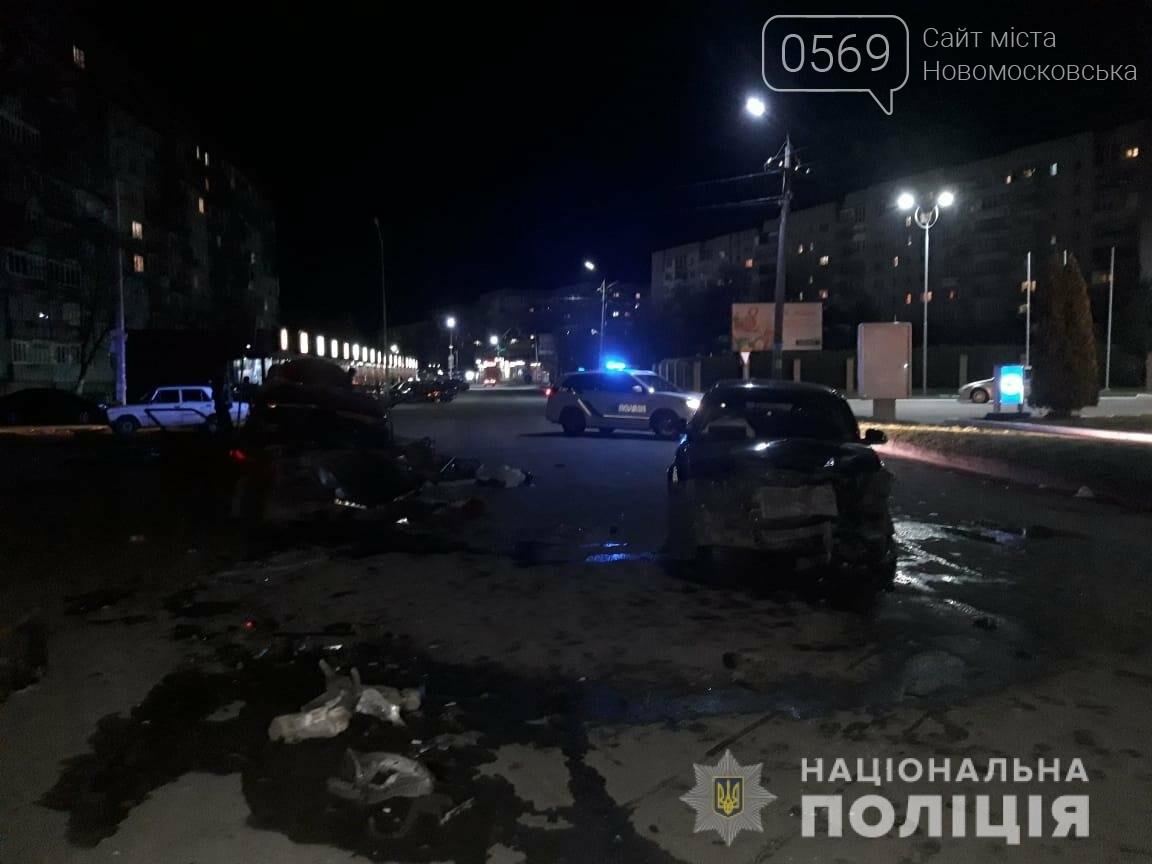 Майже у центрі Новомосковська сталася жахлива  ДТП: один загиблий, серед трьох травмованих – 6-річна дитина, фото-3