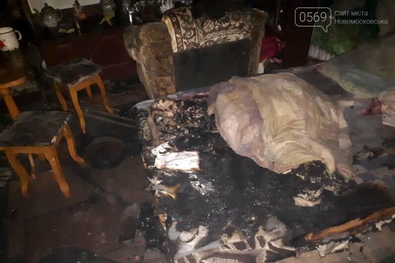 У Новомосковському районі горіла оселя: серйозно постраждала дитина, фото-2