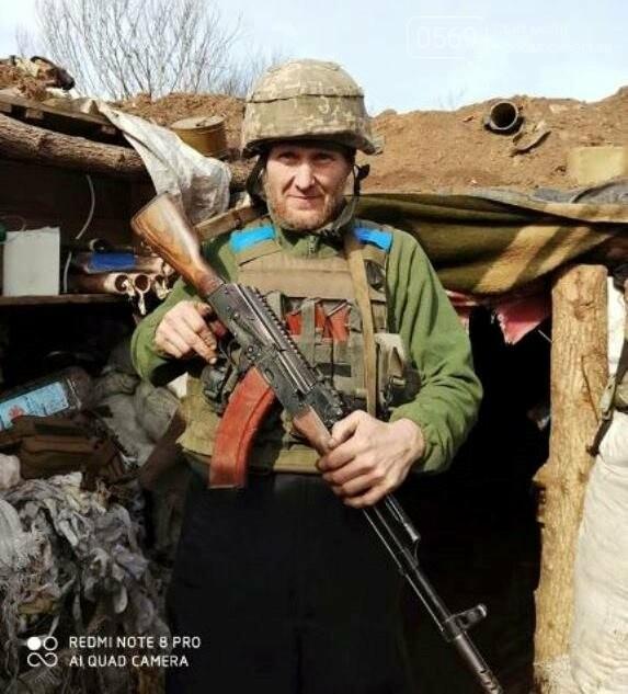 На сході країни, під час бою загинув воїн з Новомосковщини, фото-1