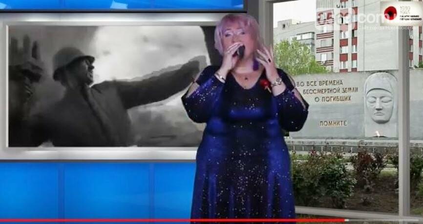 Діячі культури Новомосковська підготували концерт до Дня Перемоги: ВІДЕО, фото-4