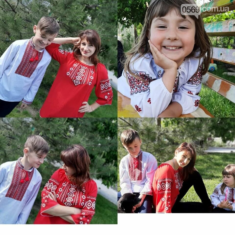 Школярі Новомосковська долучилися до всеукраїнського флешмобу до Міжнародного дня вишиванки: перегляньте ВІДЕО, фото-17