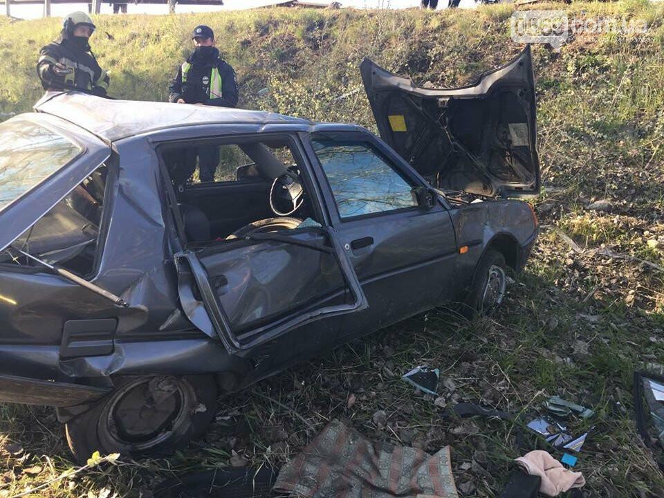 У поліції просять відгукнутися свідків смертельної ДТП, яка сталася на території Новомосковського району , фото-3