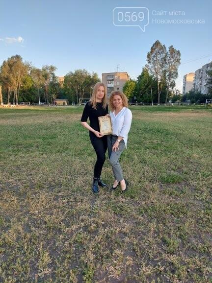На стадіоні школи № 6 Новомосковська з'явилося світло: черговий проект «Бюджету участі» втілено в життя , фото-2