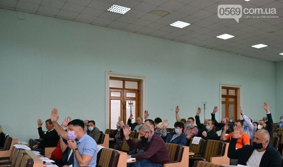 Депутати міської ради Новомосковська підготували листи до вищого керівництва країни, фото-3