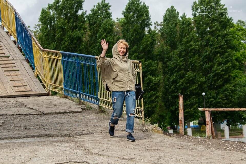 Останніми вихідними весни молодь Новомосковська вийшла на суботник, фото-5