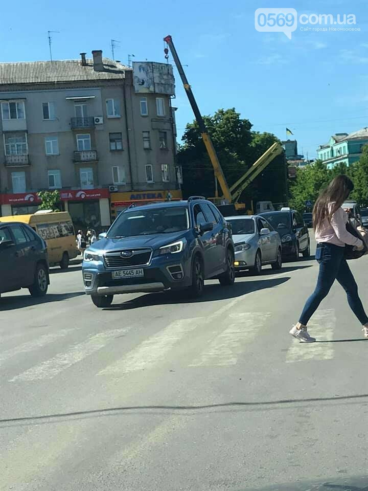 У Новомосковську власників рекламних конструкцій зобов'язали навести лад у своєму господарстві, фото-5