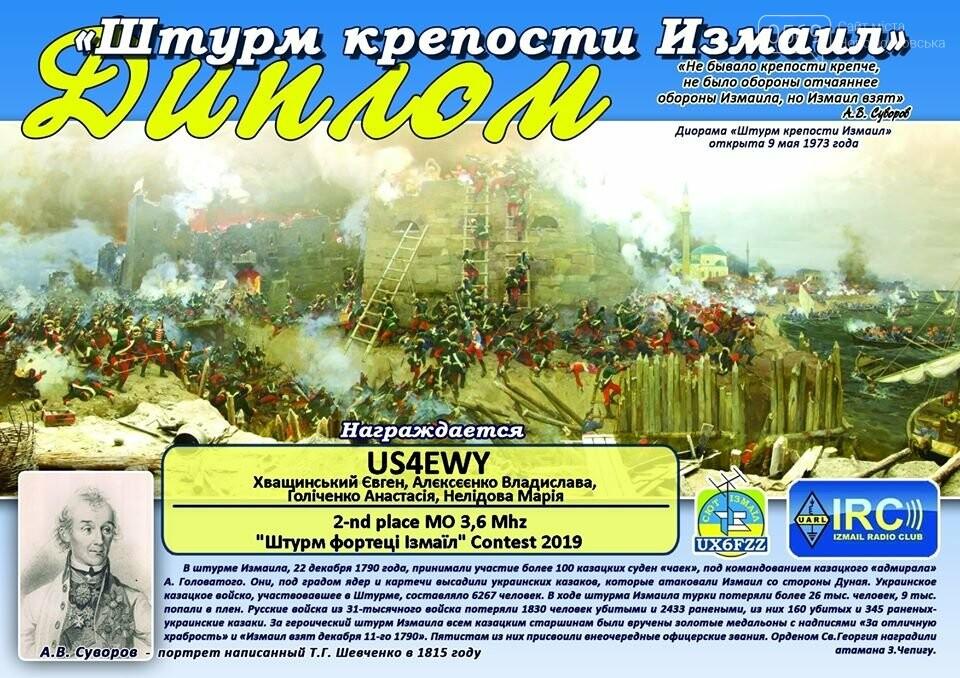 Новомосковські радіозв'язківці здобули декілька перемог у міжнародних, всеукраїнських та обласних змаганнях, фото-19