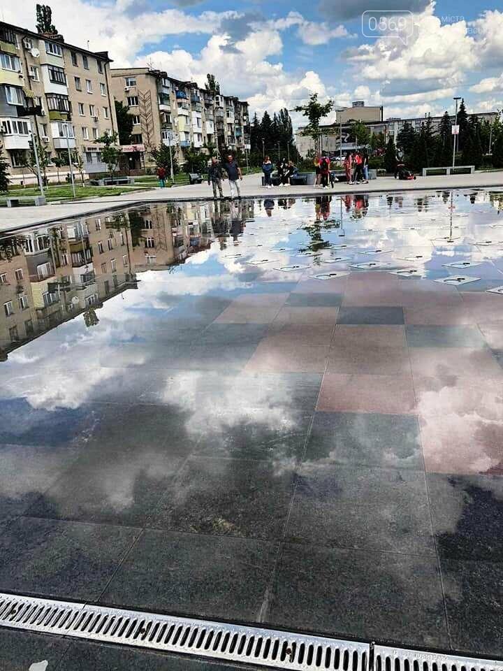 Фонтан у Новомосковську почне працювати з суботи 6-го червня, фото-1