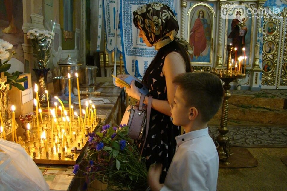 Як у Новомосковську святкували Трійцю: фото, фото-4