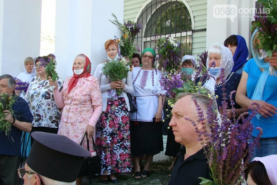 Як у Новомосковську святкували Трійцю: фото, фото-5