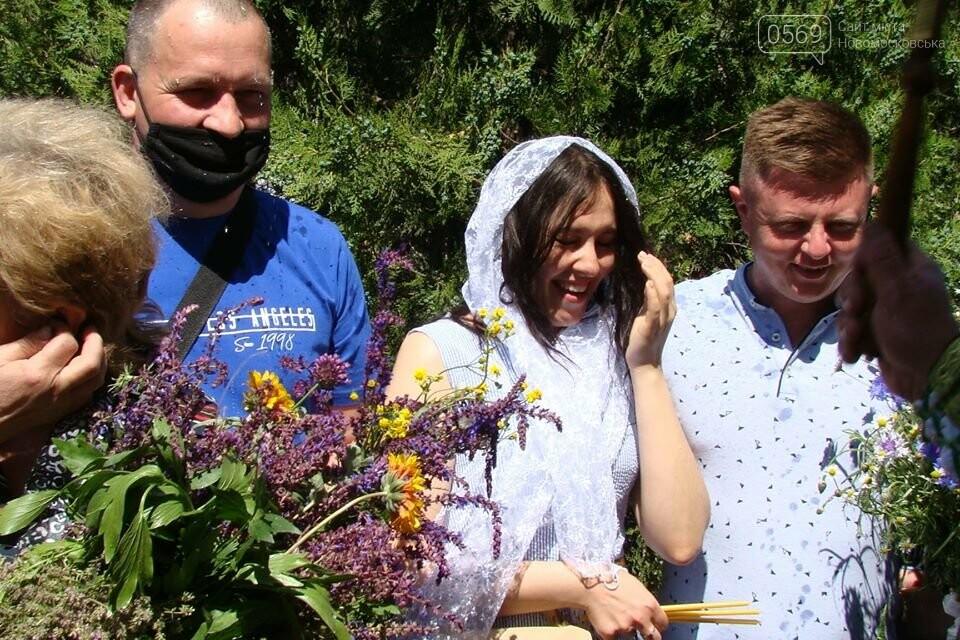Як у Новомосковську святкували Трійцю: фото, фото-11